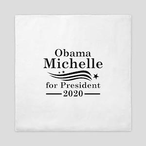 Michelle Obama 2020 Queen Duvet