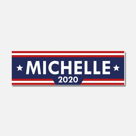 Michelle Obama 2020 Car Magnet 10 x 3