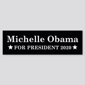 Michelle Obama 2020 Bumper Sticker