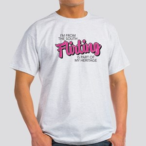 Golden Girls - Flirting Light T-Shirt