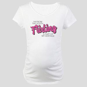 Golden Girls - Flirting Maternity T-Shirt