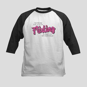 Golden Girls - Flirting Kids Baseball Jersey
