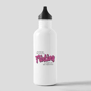 Golden Girls - Flirtin Stainless Water Bottle 1.0L