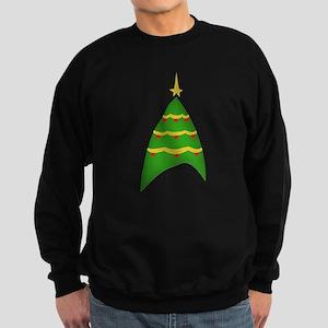 Trekmas tree Sweatshirt