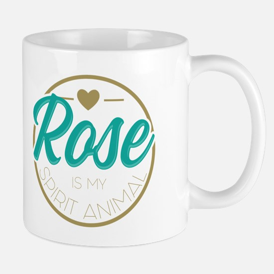 Golden Girls - Rose Spirit Animal Mug