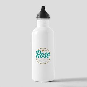 Golden Girls - Rose Sp Stainless Water Bottle 1.0L