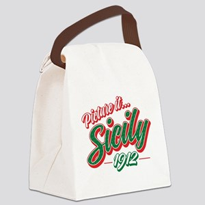 Golden Girls - Sicily 1912 Canvas Lunch Bag