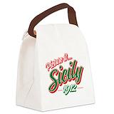 Goldengirlstv Canvas Lunch Bag