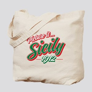 Golden Girls - Sicily 1912 Tote Bag