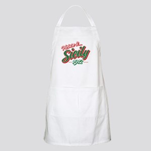 Golden Girls - Sicily 1912 Apron