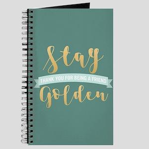 Golden Girls - Stay Golden Journal