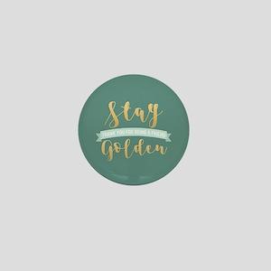 Golden Girls - Stay Golden Mini Button
