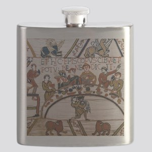 Bayeux Tapestry Flask