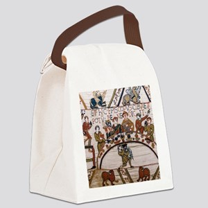 Bayeux Tapestry Canvas Lunch Bag