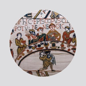 Bayeux Tapestry Round Ornament