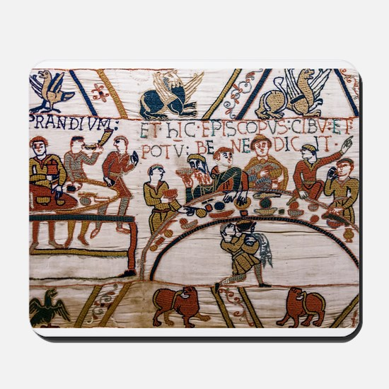 Bayeux Tapestry Mousepad