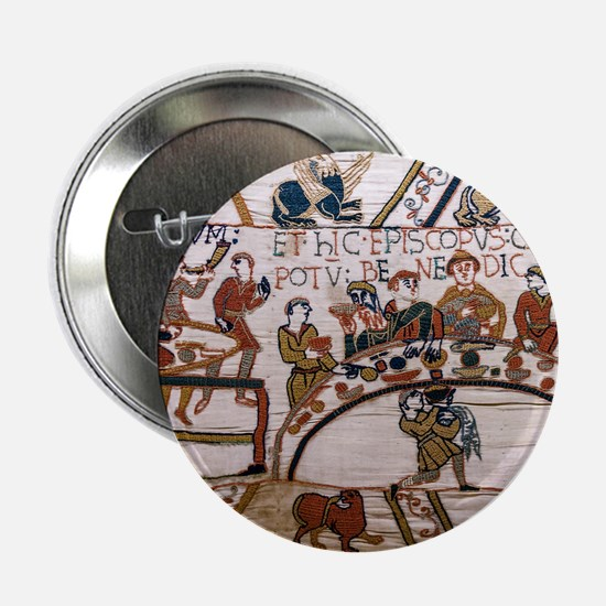 "Bayeux Tapestry 2.25"" Button (10 pack)"