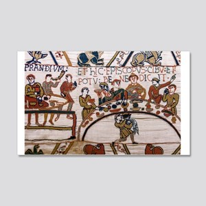 Bayeux Tapestry Wall Decal