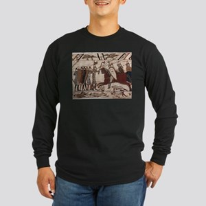 Bayeux Tapestry Long Sleeve T-Shirt
