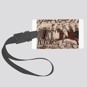 Bayeux Tapestry Luggage Tag