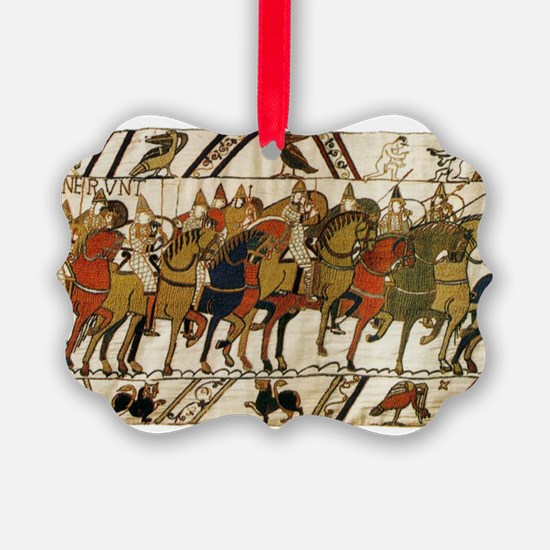 Bayeux Tapestry Ornament