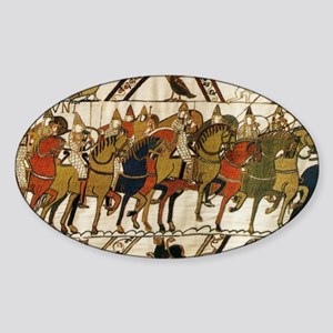 Bayeux Tapestry Sticker