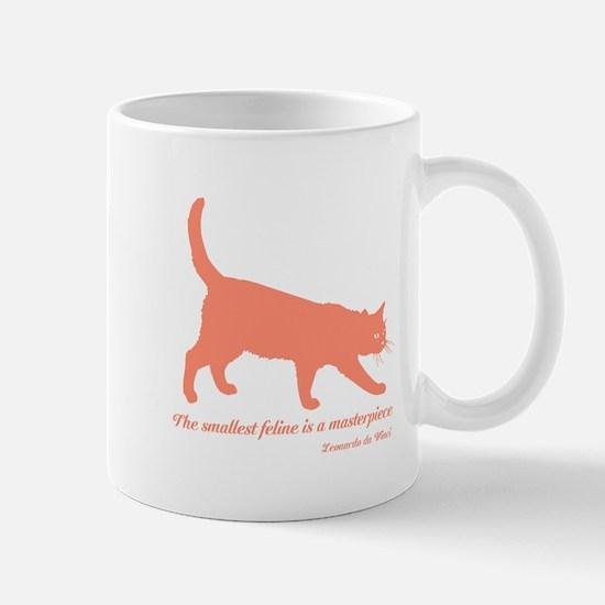 Feline Masterpiece Mugs