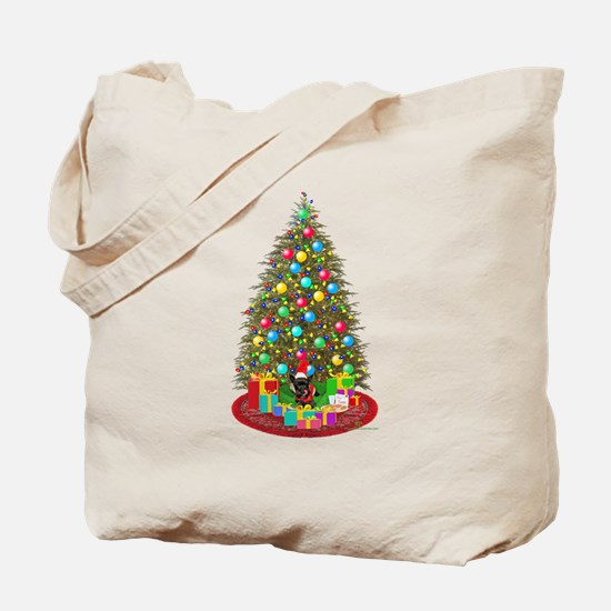 Santa's Cookies Tote Bag