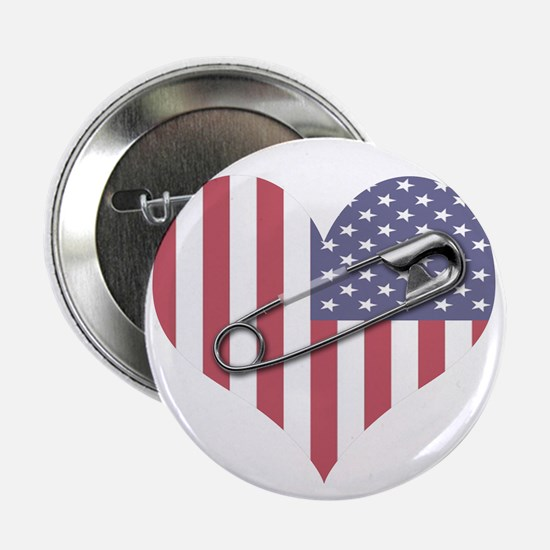"""Safety Pin 2.25"""" Button (10 Pack)"""