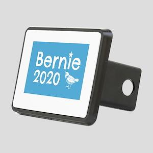 Bernie! Rectangular Hitch Cover