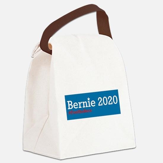 Bernie 2020 Canvas Lunch Bag