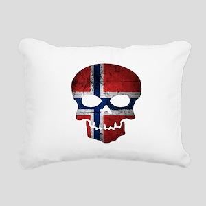Norwegian Rectangular Canvas Pillow