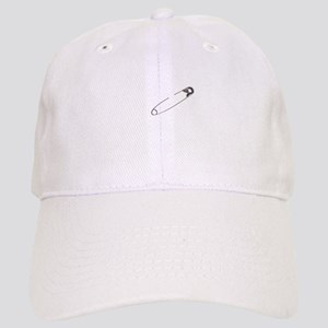 Safety Pin Baseball Cap