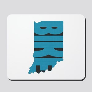 Bike Indiana Mousepad
