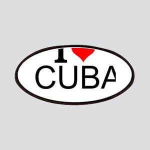 I Love Cuba Patch