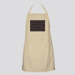 Boarded Up Apron