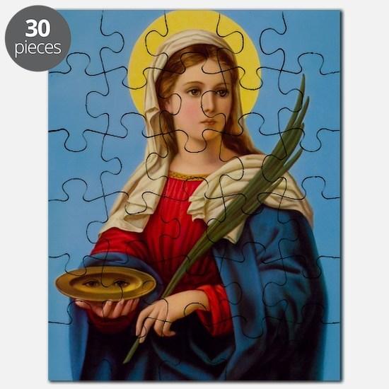 Unique St lucia Puzzle