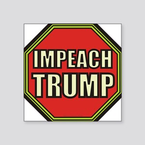 Impeach Trump Sticker