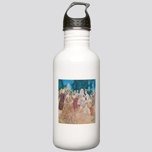 Cinderella and the Pri Stainless Water Bottle 1.0L