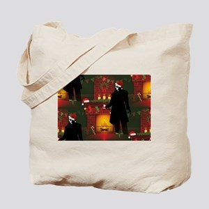 christmas nosferatu Tote Bag