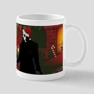 christmas nosferatu Mugs