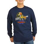 Trumpty Dump Long Sleeve Dark T-Shirt