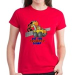 Trumpty Dump Women's Dark T-Shirt