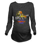 Trumpty Dump Long Sleeve Maternity T-Shirt