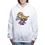 Trumpty Dump Women's Hooded Sweatshirt