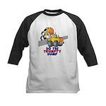 Trumpty Dump Kids Baseball Jersey