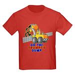Trumpty Dump Kids Dark T-Shirt
