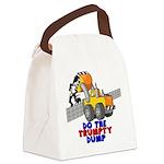 Trumpty Dump Canvas Lunch Bag