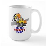 Trumpty Dump Large Mug