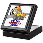 Trumpty Dump Keepsake Box